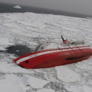 A venir : une marée noire en Antarctique