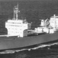 Un ex cargo nucléaire part à la casse à Alang