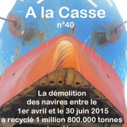 Bulletin « A la Casse » n°40