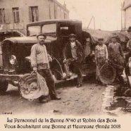 (Français) Robin des Bois et la Benne n°40 vous souhaitent une Bonne Année