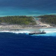 L'archipel des Tuamotu, Polynésie Française, au péril de 500 t de fioul et de 20.000 t de poudre de zinc