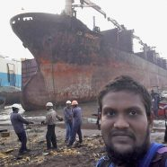 Shipbreaking #50, from October 1 to December 31, 2017